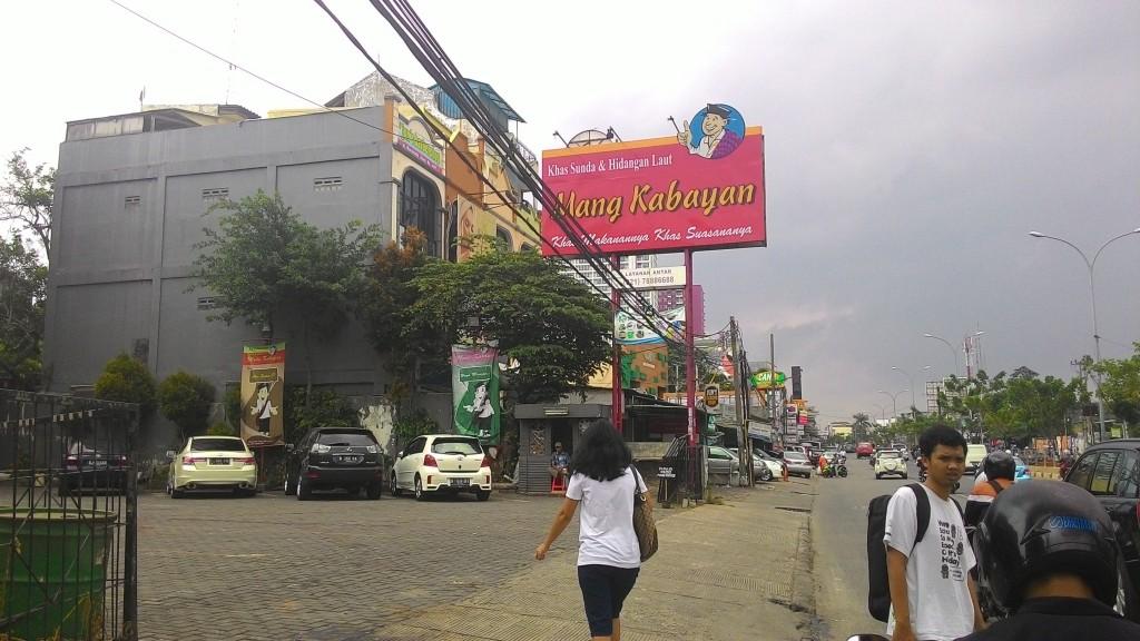 Restoran Mang Kabayan Depok